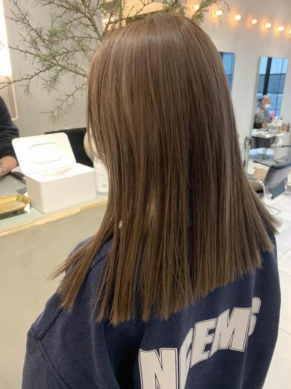 🐩50%off🐩平日限定🍐(long~medium限定)髪質改善似合わせカット+ケアトリートメント
