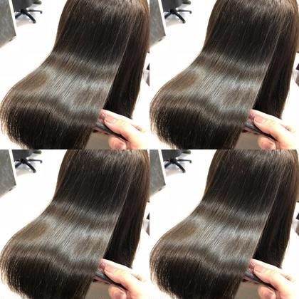 💛本物の🌈極🌈髪質改善ヘアエステ✨➕カット➕ダメージ分解シャンプー 💛✂️