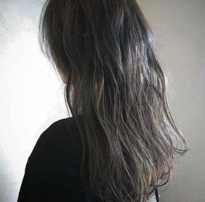 【ブリーチ無しで赤茶感消します】ヘアカラー(throwカラー.アディクシー 他対応可) &髪質改善トリートメント