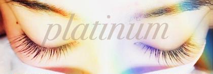 eyelash platinum 7月モニター募集 EARTH*eyelash 町田店所属・EARTH*eyelashのフォト