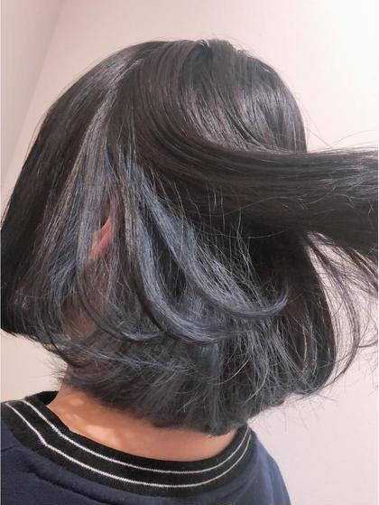 〻 ご新規様限定 〻艶髪ヘアカラー + トレンドカット + 極潤トリートメント 💗