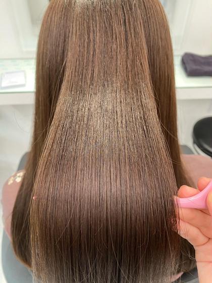 🌷 激安クーポン 🌷 髪質改善(酸熱)トリートメント 💗 ツヤツヤサラサラになりたい方必見!! 💗 モテ髪 💗