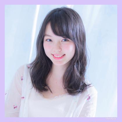 💓アッシュ系〜ピンク系まで💓透明感カラー ¥6270