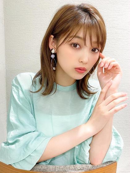 🌿オープン記念🌿似合わせ前髪カット&カラー&マスクトリートメント😃