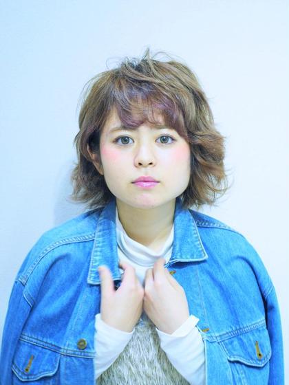 キューティファービー!!! Hairdesignala所属・別所健太郎のスタイル