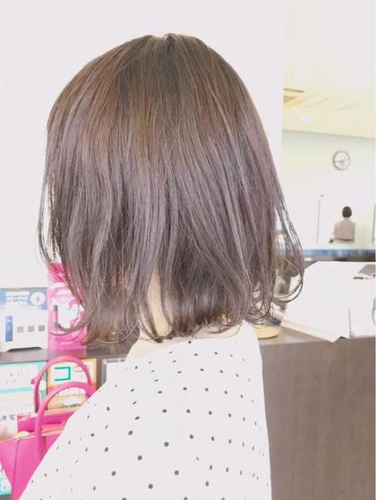 AMAZING HAIR 美沢店所属の藤田 尚美のヘアカタログ