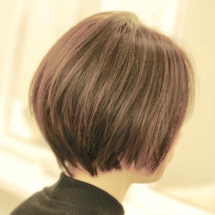 【ぜっぺき解消】美シルエットショートヘアカット