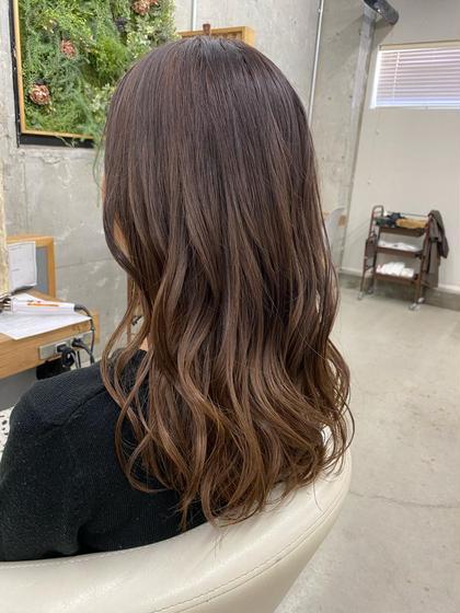 [美髪カラー]オラプレックスカラー薬剤除去