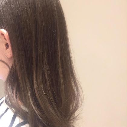 MerryLand日吉所属の益満シロウのヘアカタログ