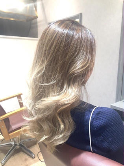 Hair&MakeNOISM 〜elua〜所属・廣瀬祐士のスタイル