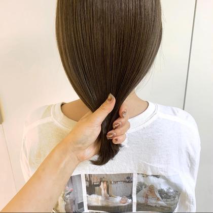 髪質改善したい方に[似合わせワンカラー]+[髪質改善トリートメント]+[ワンカールアレンジ]