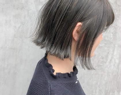 ⚡️外国人風スペシャル3Dハイライト+トリートメント⚡️