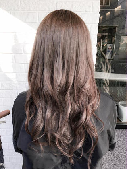 Hair&Beauty RITA所属・オチアイユウカのスタイル