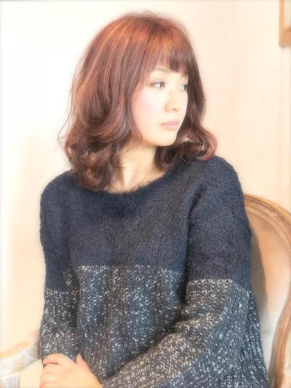 【ダメージ軽減艶髪】オラプレックスハイライトカラー+オッジィオットトリートメント