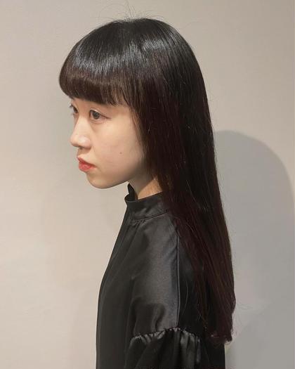 minimo限定価格🌙髪質に合わせたストレートパーマ(縮毛矯正)
