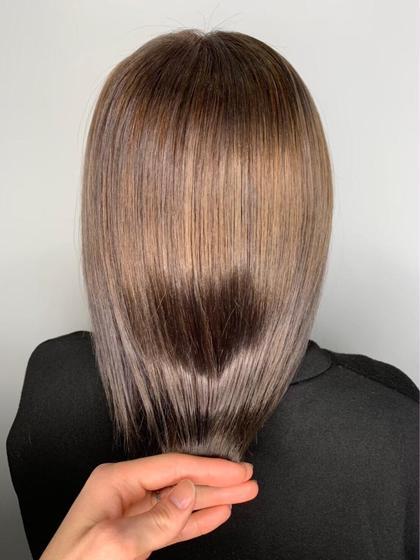 ✔️髪質改善✨グラスへアトリートメント✨