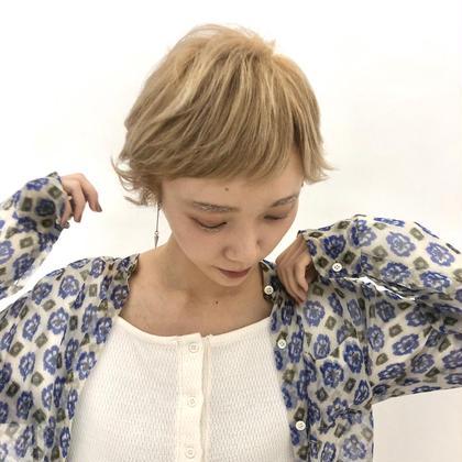 🎉髪色イメチェンコース🎉 ご新規様特別メニュー💕ブリーチonカラー ¥9800女性男性ご利用可能