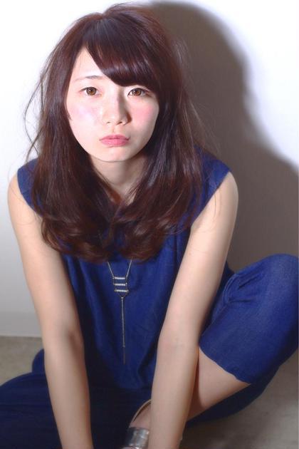 ジルヘアー所属・遠藤和弥のスタイル