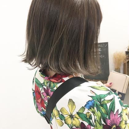 新規【平日11-17時限定】透明カラー & トリートメント