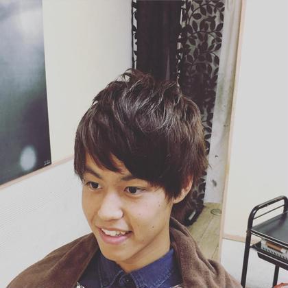 smile hair所属・河原田佑太のスタイル