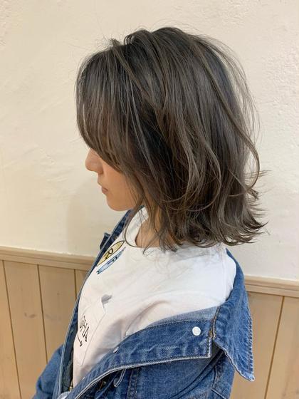 バレイヤージュ agu hairflower所属・鈴木拓馬のスタイル
