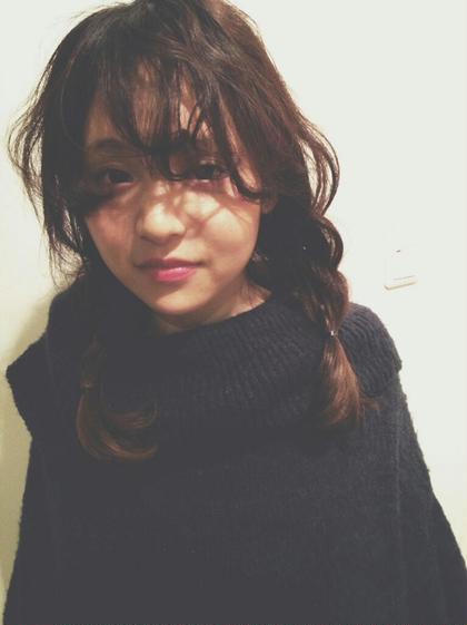 ゆるゆるみつあみ re-nco所属・natumi.のスタイル