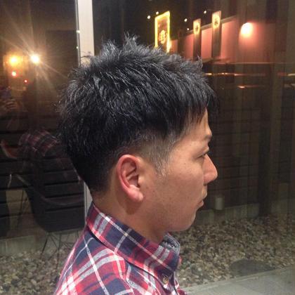 ツーブロショート! hair lounge ungu所属・MatsukiChihiroのスタイル