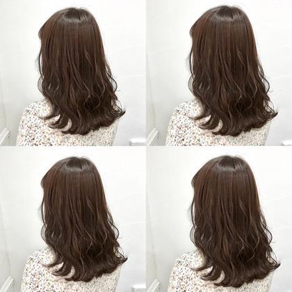 【4月限定🐩💕】❤️透明感カラー➕髪質に合わせたシャンプー➕前処理トリートメント❤️#アオハル