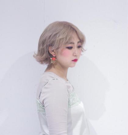 La fith hair所属・西川信彦のスタイル