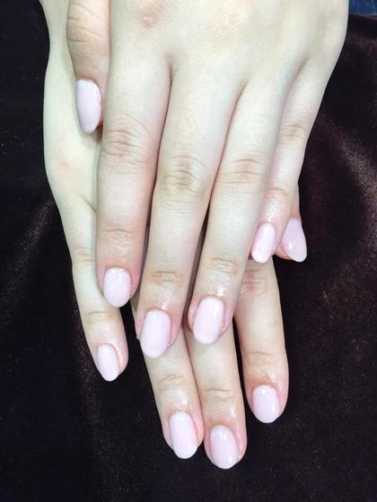 薄いピンク色。 仕事場が厳しいって方にオススメです(^ー^)ノ GRANCIEUX所属・内海美沙紀のフォト