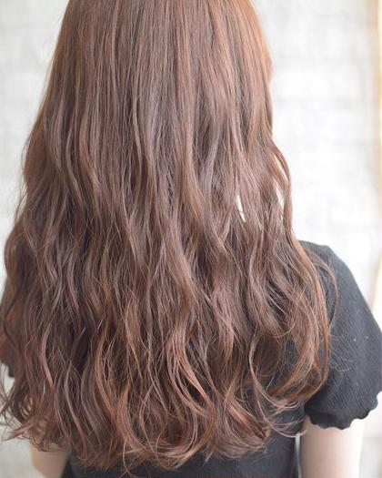【 人気No.2 】似合わせカット & 透明感カラー & 髪質改善トリートメント