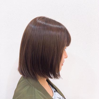 リタッチ艶カラーor白髪染め(minimo限定トリートメント付き)