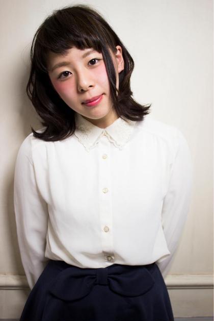 TIARA  本店所属・崎田謙太郎のスタイル