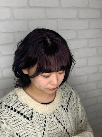 ai新店舗オープン記念🎊🔥カラー+前髪カット✂️ スーパーお得クーポン🔥