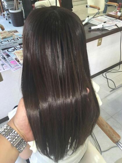 イルミナカラー HAIR Design  re-i所属・上野高広のスタイル