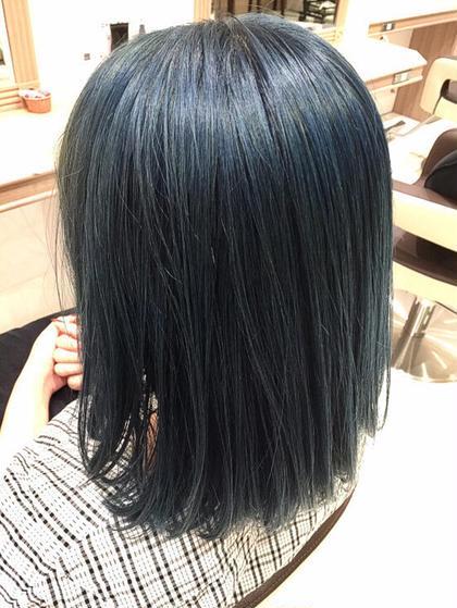 🌈ファッションカラー🌈オシャレに染めます🦄🍭(うる艶トリートメント無料💓)
