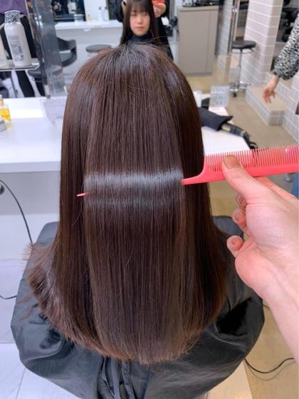 【💎新世代💎】髪質改善✨酸熱トリートメント+炭酸スパ🌟