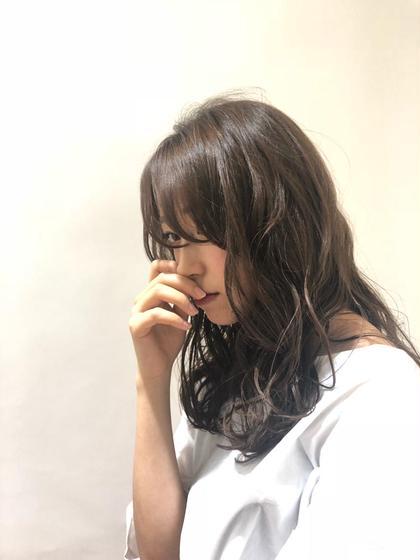 ✂️平日・日曜限定💆🏻♀️カット(ミディアム〜ロング)&低温デジタルパーマ