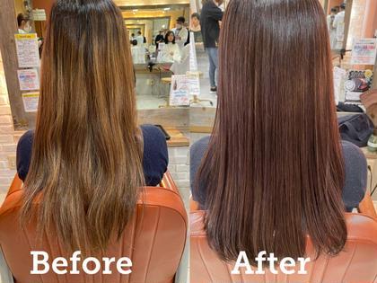 クセ毛対策☔️【本気のヘアケア❣️髪質改善👼🏻】✨話題の美髪トリートメント✨髪質改善トリートメント✨