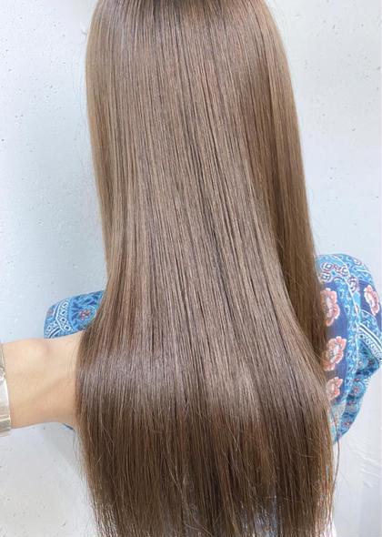 【💖髪質改善メニュー💖】イルミナカラー➕髪質改善TOKIOトリートメント➕スチーム