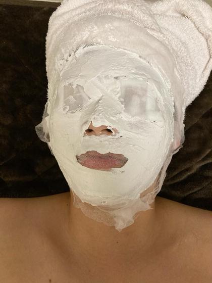 美肌毛穴エステ(毛穴超音波洗顔&酵素パック付き、フェイシャルマッサージ)