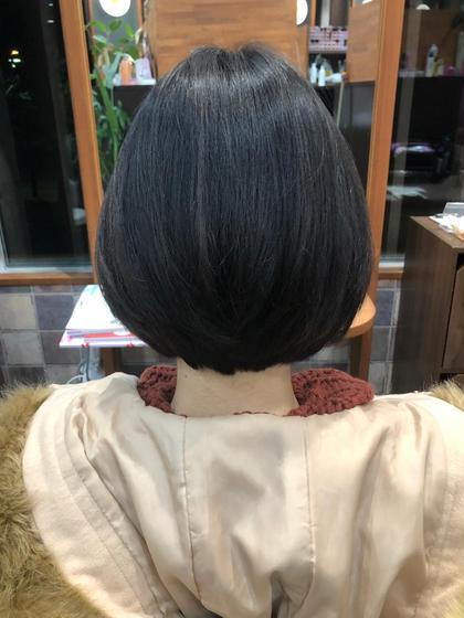 リミットヘアー上野所属のとびらきゆうまのヘアカタログ