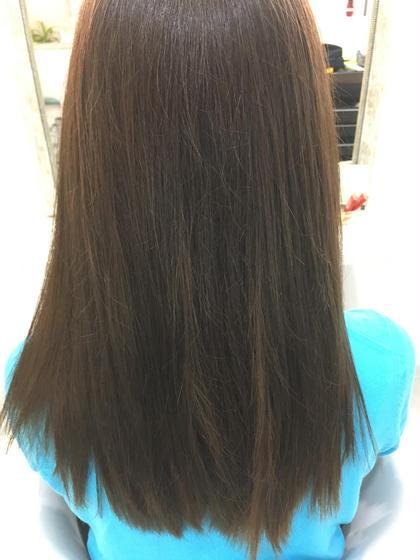アッシュ系カラー ELMO -hair salon-所属・中川翔のスタイル