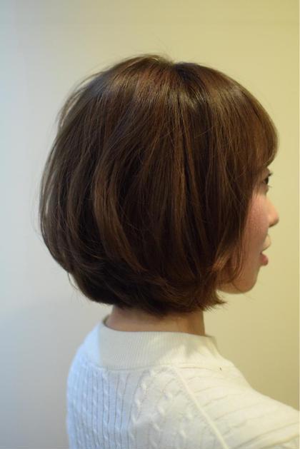R-EVOLUT hair 柏所属・ホシノショウタのスタイル
