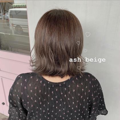 🍬外国人風カラー🍬 イルミナカラー+髪質改善トリートメント