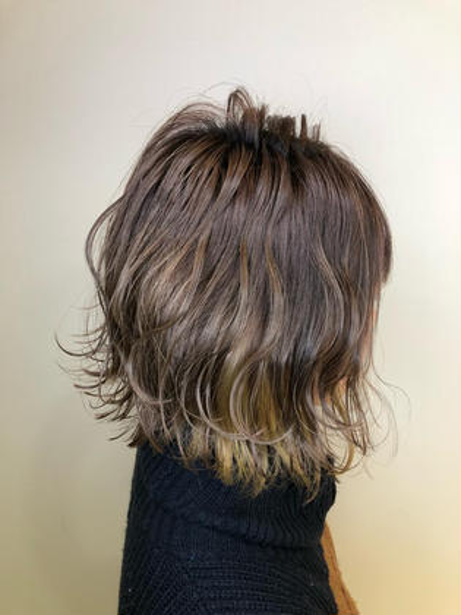 autumnセット髪質改善‼️ファイバープレックスカラープラン