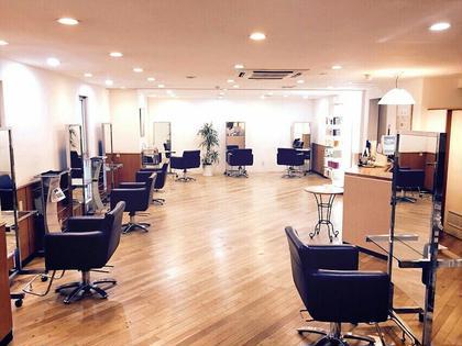 こちらがお店の雰囲気です! 松本平太郎美容室 立川店所属・廣瀬良介のスタイル