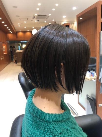 レイフィールド浜松駅前店所属の原田龍のヘアカタログ