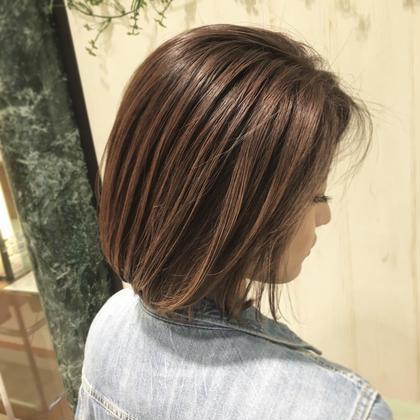❤️似合わせ、扱いやすさ抜群❤️カット+極潤トリートメント❣️安心してお気に入りの髪型に(^ ^)✨