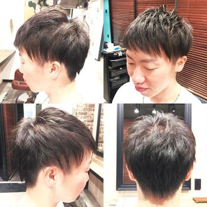 hairsalonSOURCE所属・平野うるうのスタイル